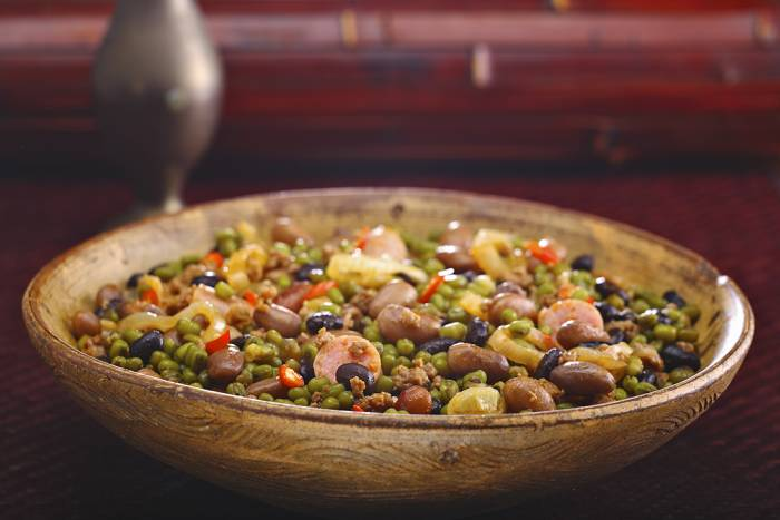 Recipe by Egyptian cassoulet