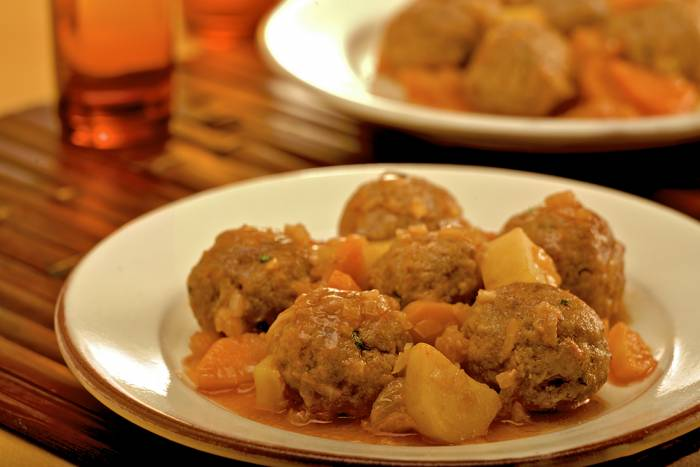 Recipe by Bief meatballs