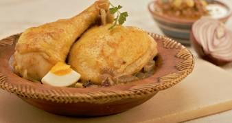 Poulet à l'étouffée (dora wett)