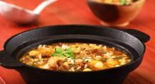 Harira (lamb soup)