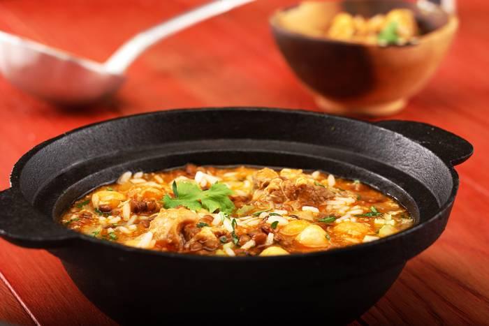 Recipe by Harira (lamb soup)