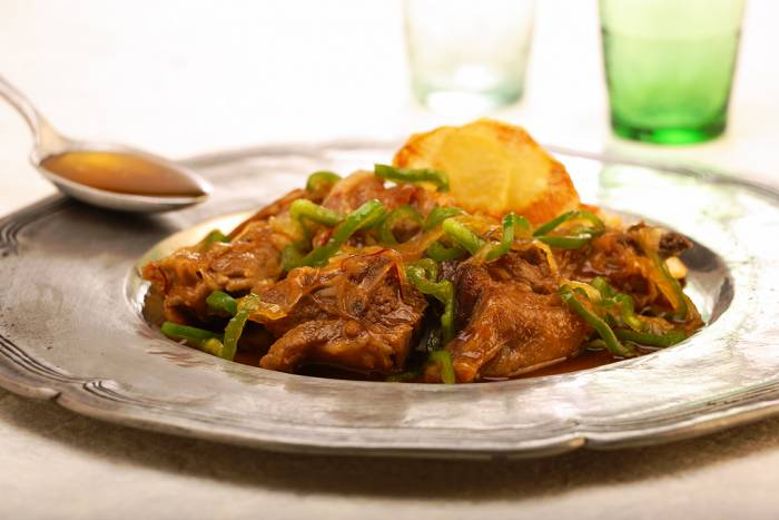 Recipe by Honey roasted lamb
