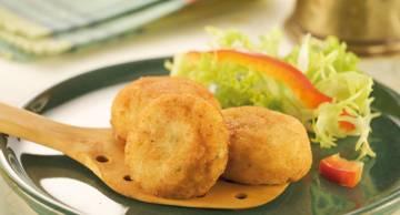 Fish kofta (fish and potato balls)
