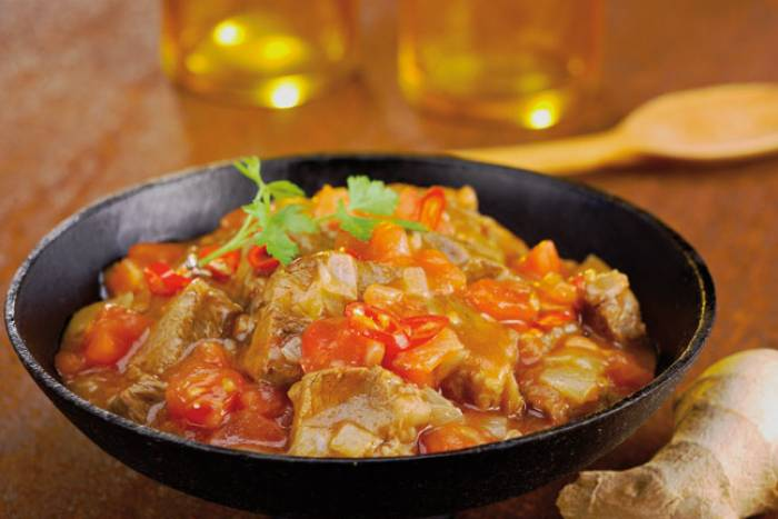 Recipe by Beef in ginger sauce