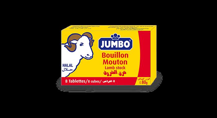 Jumbo Lamb Stock Cube